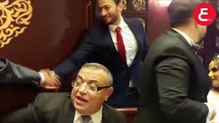 اتفرج علي حماده هلال في فرح كريم ابوزيد