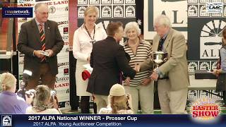 2017 ALPA Young Auctioneers Highlights Sydney Show