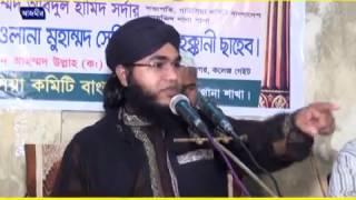 Rasul S Er Balobasa Ki o keno? | Mawlana Salim Riyad Hakkani | Bangla Waz | Azmir Recording | 2017