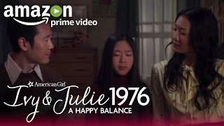 An American Girl Story - Ivy & Julie 1976: A Happy Balance (Official Trailer) | Amazon Kids