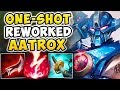 Download Video Download THIS REWORKED AATROX ONE-SHOT BUILD IS ABSOLUTELY INSANE! THEY JUST DROP DEAD!! - League of Legends 3GP MP4 FLV