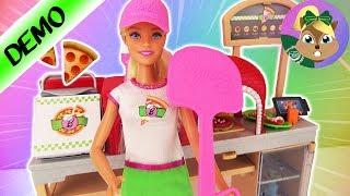 بيتزا باربي | محل باربى لبيع البيتزا الشهية بالموتزلا--و السويس |العب معى
