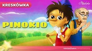 Pinokio Bajka - Bajki dla dzieci po Polsku