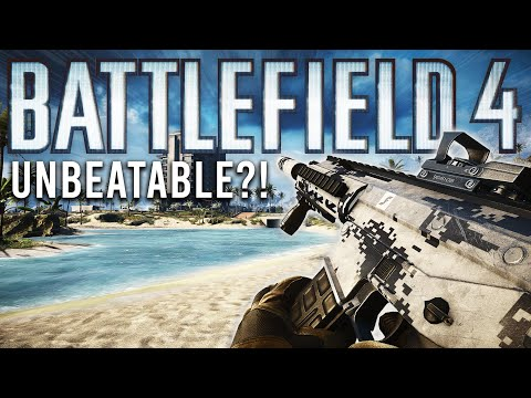 Battlefield 4 has not been beaten Yet.