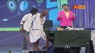 Kalakka Povathu Yaaru 5 Grand Final kureshi sharath deena
