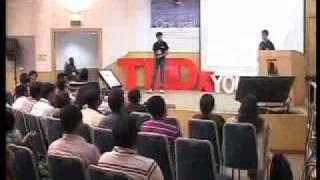 TEDxYouth@Chennai - Kartikeya Gouthi and Ishan Bhatt - Can I? to I Can!