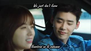 W - Two worlds OST part 1 [Jung Joon Young - Where are U] Sub. al español + Eng. sub.