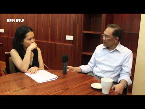 BFM Uncensored - Anwar Ibrahim