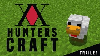 HuntersCraft - Minecraft Server Trailler [HD]