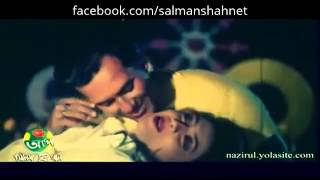 Ami Je Tomar Ke Bangla Movie Song ft Salman Shah &
