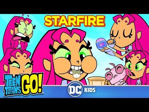 Xxx Mp4 Teen Titans Go Whacky Starfire DC Kids 3gp Sex