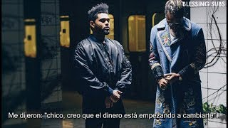 Future - Comin Out Strong ft. The Weeknd [Subtitulada Español]