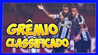 LDU 2 x 3 Grêmio - narrações: Pedro Ernesto vs Marco de Vargas - Libertadores 2016