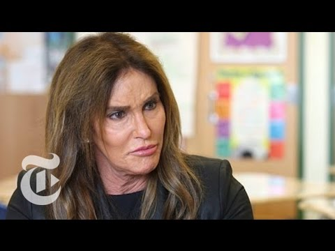 Caitlyn Jenner Meets Her Critics The New York Times