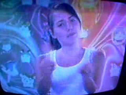 Letícia Colin TV Globinho de Ano Novo 2004
