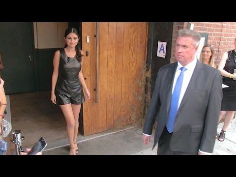 Uber Sexy - SEXY Selena Gomez attend the Polo Ralph Laurenfashion show