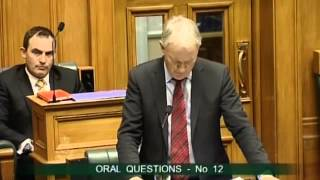 01.04.15 - Question 12: Hon Phil Goff to the Minister of Defence