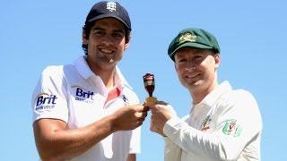 Investec Ashes Series -- 2nd Test, Day 1, Morning session (Geo-restricted live stream)