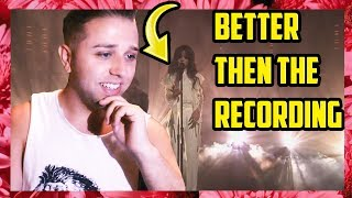 CAMILA CABELLO - CRYING IN THE CLUB [LIVE ON JIMMY FALLON] (REACTION)