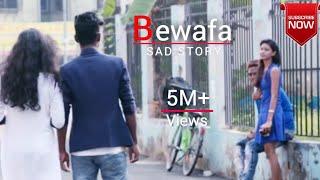 Bewafa Hai Tu || Raj || Piyali || Heart Touching Story 2018