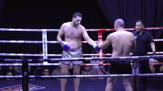 Army(Iran) Vs Islajustin (Kuwait) At GalaxyBoxingStadium