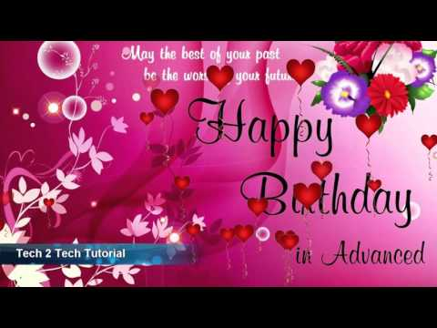 Xxx Mp4 Happy Birthday In Advanced Wishes For You 3gp Sex