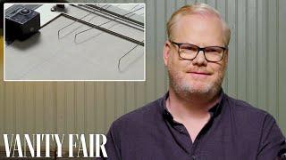 Jim Gaffigan Takes a Lie Detector Test   Vanity Fair