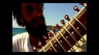 Atman perfomance, contact juggling & sitar