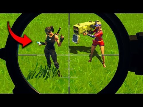 THE PHONE EMOTE IS OP Fortnite Funny Fails and WTF Moments 374