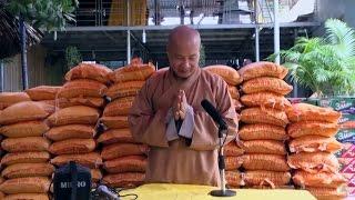 Hai tài sản quý báo đức Phật tặng cho thế gian    Đại đức Thích Trí Huệ 2017