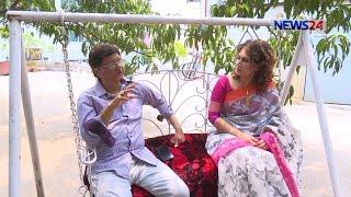 Je Jole Aagun Jole - Samia Rahman with Sohel Rana (যে জলে আগুন জ্বলে - সোহেল রানা) On News24