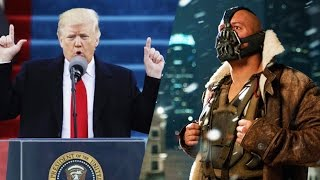 Download Trump Quotes Bane In Inauguration Speech 3Gp Mp4