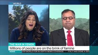 THE WAR IN YEMEN: Interview with Dr. Hamid Al-Shejni