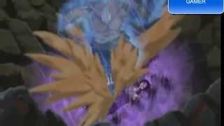 sasuke vs kages: AMV Linkin park