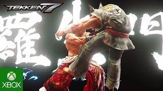 Tekken 7 - The weak shall perish (Geese Reveal Trailer)