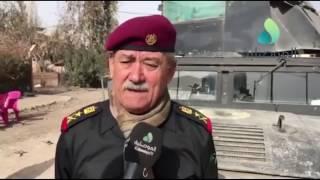 الأسدي للموصلية: لدينا عملية تعرضية مفاجئة على داعش داخل الموصل سنعلن عنها حال اكمالها