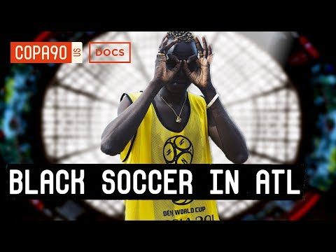 The Black Soccer Culture No One Knew Existed