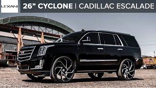 Cadillac Escalade Gets New 26