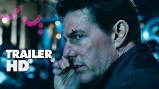 Jack Reacher: Never Go Back - Official Film Trailer 2016 - Tom Cruise Movie HD