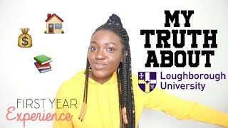 First Year In A Nutshell - FIRST YEAR UNI EXPERIENCE LOUGHBOROUGH Q&A