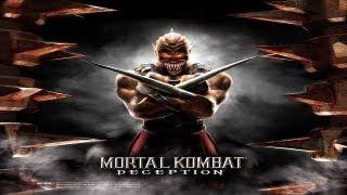 Mortal Kombat: Deception - All Endings (HD)
