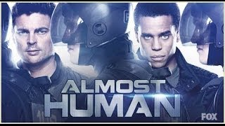 Almost human EP 1 review