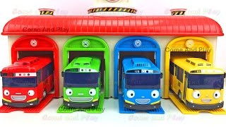 Tayo Tayo Little Bus Surprise Toys Chupa Chups Fidget Spinner Shimmer Shine Disney Learn Colors Kids