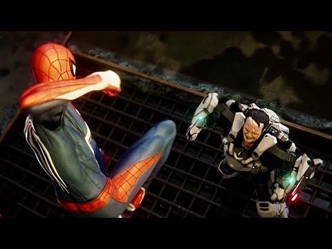 Xxx Mp4 SPIDERMAN Guerras De Territorio DLC 100 Playthrough En Español Hammerhead PS4 2018 1080p 3gp Sex