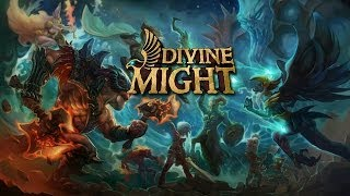 Divine Might - iOS / Android - HD (Sneak Peek) Gameplay Trailer