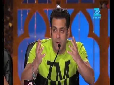 India's Best Cine Stars Ki Khoj   Fun On The Sets With Salman Khan
