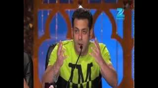 India's Best Cine Stars Ki Khoj | Fun On The Sets With Salman Khan
