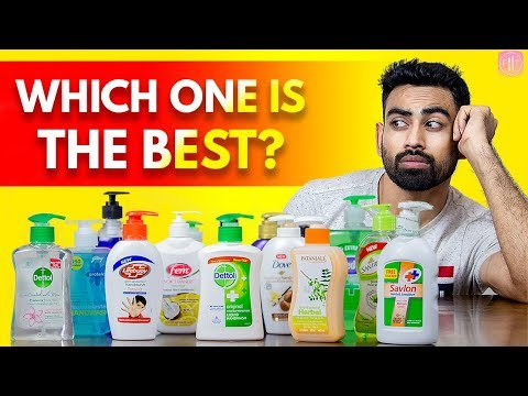 20 Hand Washes in India Ranked From Worst to Best