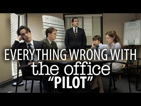 Xxx Mp4 Everything Wrong With The Office Pilot 3gp Sex