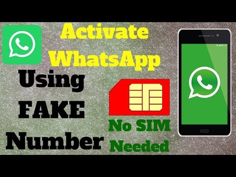 Xxx Mp4 How To Activate WhatsApp Without Mobile Number Or SIM SMS Verification 3gp Sex